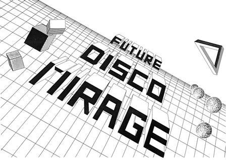 Disco Mirage Logo